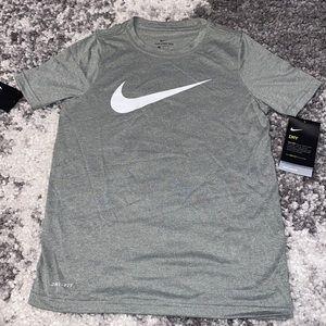 Boys Nike Dri-Fit Tee - Size Small